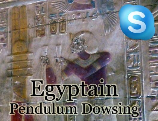 Egyptian Pendulum Dowsing – Skype Course | Esoteric College